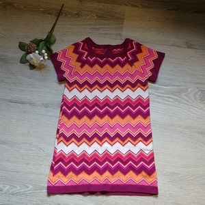 Crazy 8 sweater dress Toddler Girl's size 4T